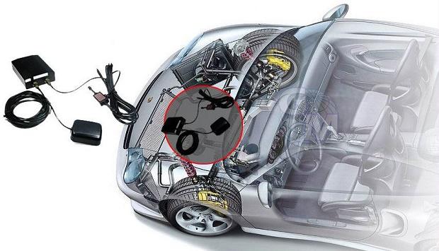 Installazione antifurto auto