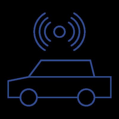 Sensori di parcheggio